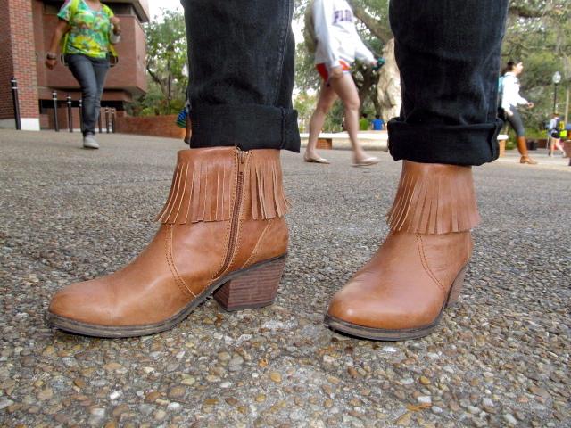 Jennie Clark in Shoe Mint