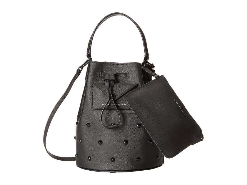 "Marc Jacobs ""Metropoli"" studded bucket bag"